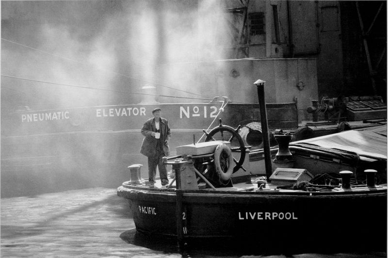 Grain Barge - Bernard Fallon
