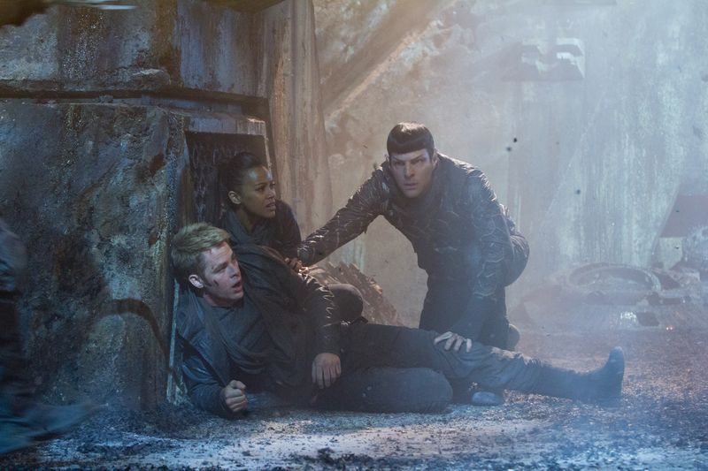 Star-trek-into-darkness-movie-review-chris-pine-zachary-quinto-zoe-saldana